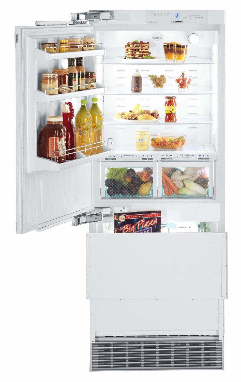 Schon Der Einbaukühlschrank Für Extra Breite Nischen
