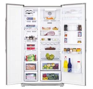 Wasserspender im Kühlschrank